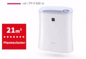 SHARP-Plasmacluster-Air-Purifier-FP-F30E-A