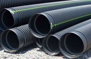 drainage-pipes