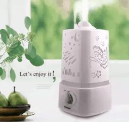 RC-Global Humidifier Air Fresher Aroma Diffuser Air Purifier
