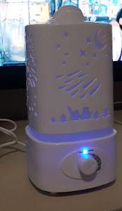 Ultrasonic Cool Mist Humidifier - No Brand