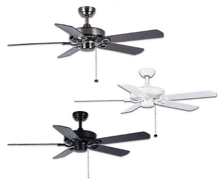 BESTAR Ceiling Fan 52 inch BS200