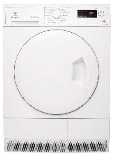 Electrolux EDP2074PDW - Clothes Condenser Dryer Machine