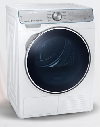 SAMSUNG DV90N8289AW-SP Heatpump Dryer
