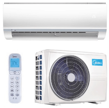 MideaALL EASY System 1 aircon Series Air Conditioner
