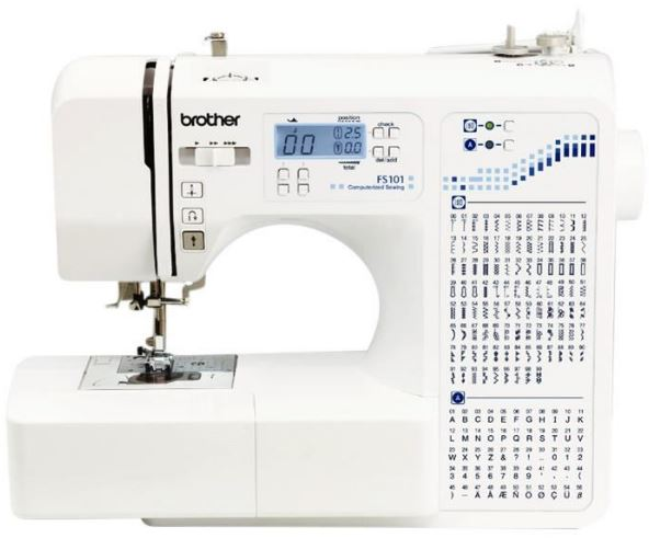 1-Brother FS101 Sewing Machine