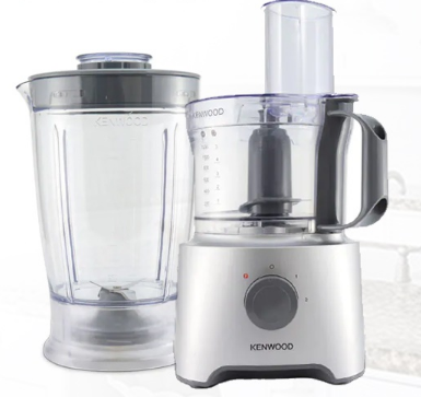 1-Multipro Compact Food Processor and Blender by Kenwood