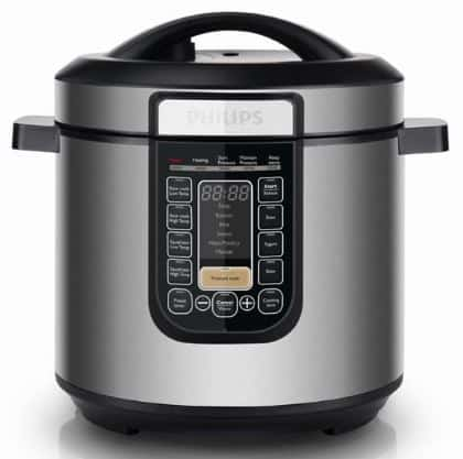 1-Philips All-In-One - Pressure Cooker- HD2139 - HD2137