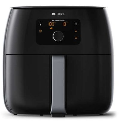 1-Philips HD9654-91 Avance Collection Airfryer XXL