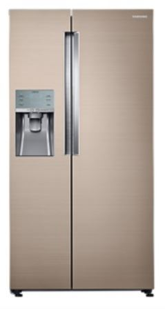 1-Samsung RS58K65177P 580L Side by Side Refrigerator