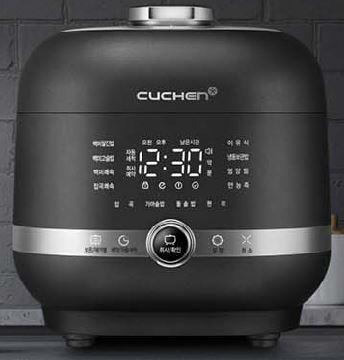 2-Cuchen Premium Rice Cooker