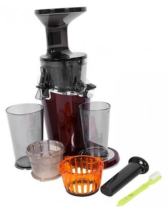2-Hurom Slow Juicer H100 Cold Press Juicer