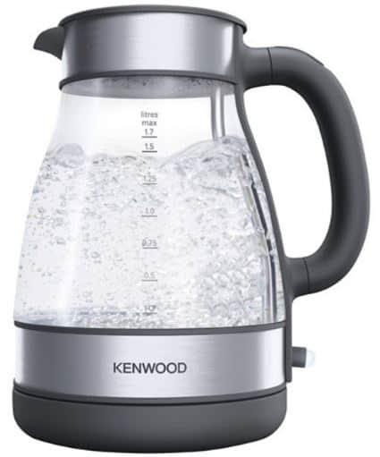 2-Kenwood ZJG112CL ZJG801CL Glass Kettle