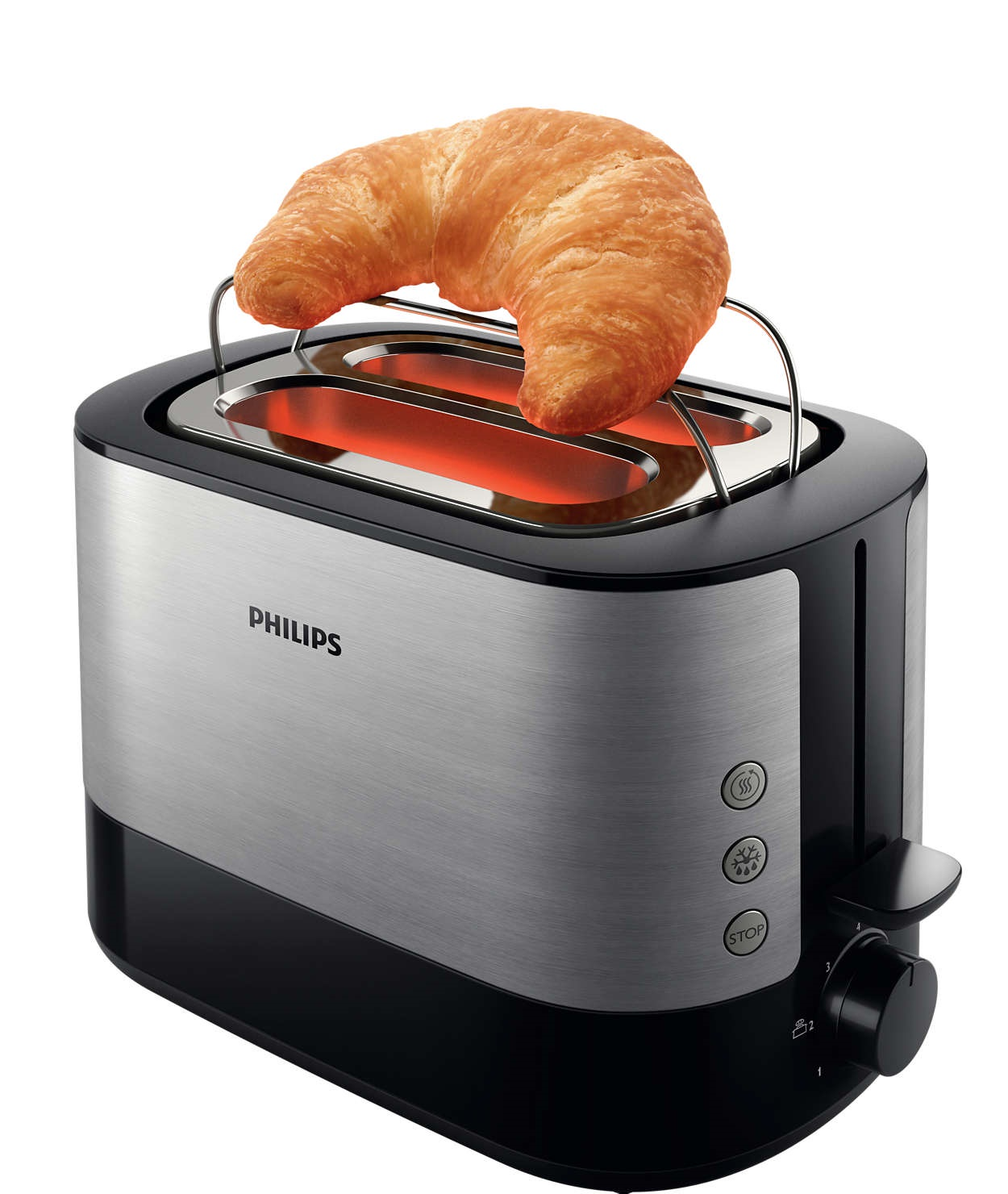 2-Philips HD2637-90 toaster