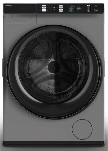 2-Toshiba TWD-BH90W4S 8-8KG Washer cum Dryer