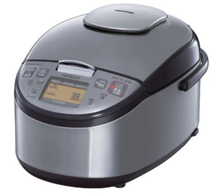 3-Hitachi RZ-KG18YS Pressure and Steam Recycle Rice Cooker