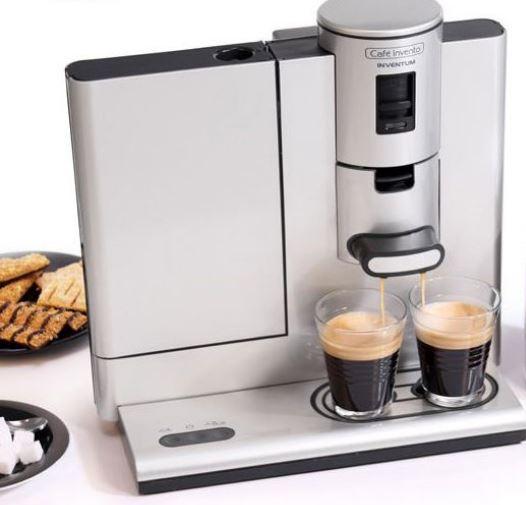 3-Inventum Pod Coffee Maker Espresso Machine