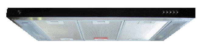 4-EF Kitchen Cooker Hood EFCH 9202
