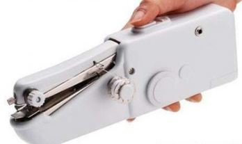 5-Handy Stitch Handheld Sewing Machine