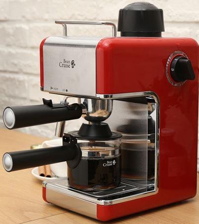5-Household Electric Espresso Coffee Machine MINIESSO BCC-480ES