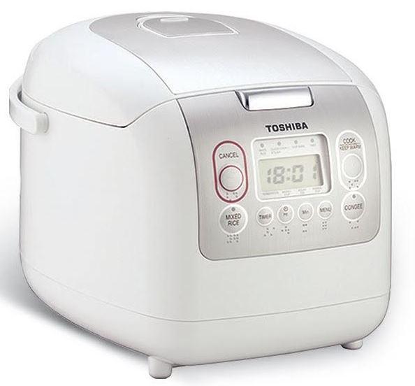 5-Toshiba RC-10NMF Digital Rice Cooker