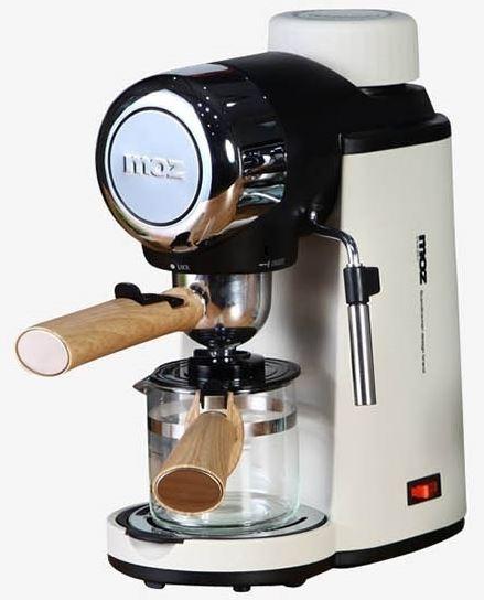 6-MOZ Espresso Coffee Machine Scandinavian design DR-800C