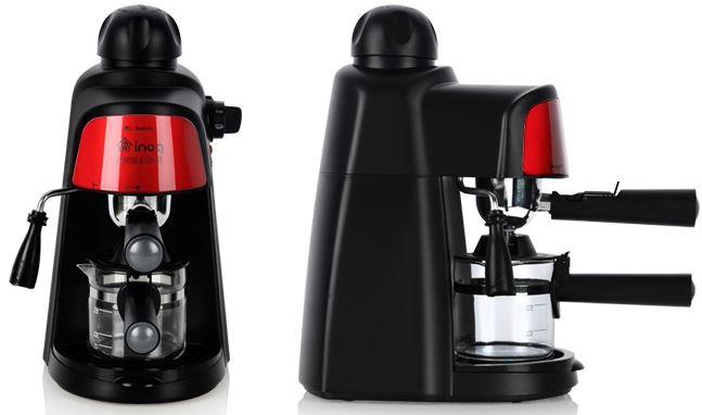 7-INOQ Espresso machine IA-CE1000-Home Coffee Maker