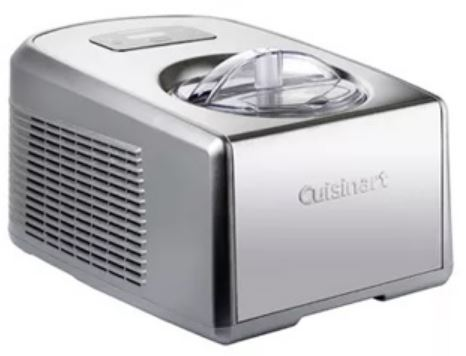 1-Cuisinart Professional Ice Cream Maker
