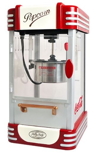 1-PARTYBABY American Commercial Popcorn Machine