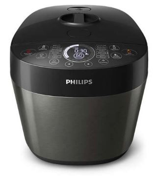 1-PHILIPS HD2145-62 Slow Cooker