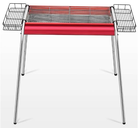 1-Sindeal Exclusive BBQ Grill Rack