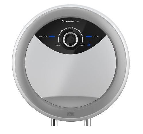 2-Ariston Aures Round Luxury RT33 - Aures Smart Round RMC33 Instant Water Heater