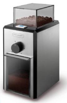 2-Delonghi - Coffee Bean Grinder