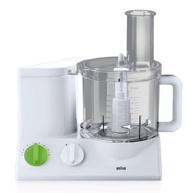 3-Braun FP3010 TributeCollection Food Processor