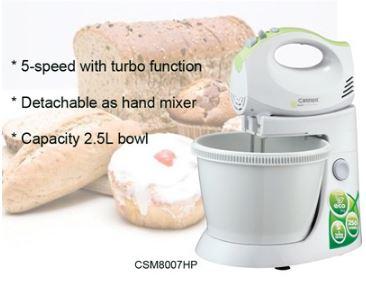 3-Cornell CSM8007HP Hand Mixer