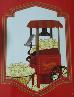 5-Electric Popcorn Maker Machine