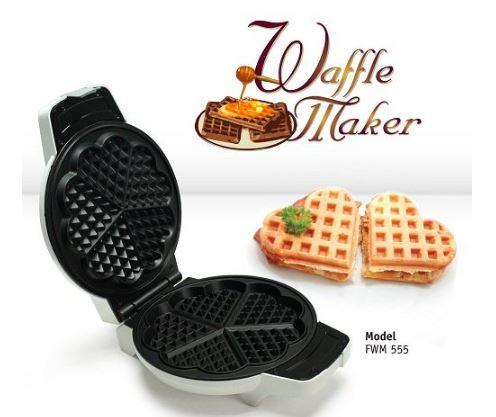 5-Fumiyama FWM555 Waffle Maker