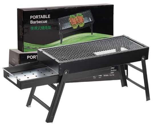 5-Sindeal Exclusive BBQ Grill Rack
