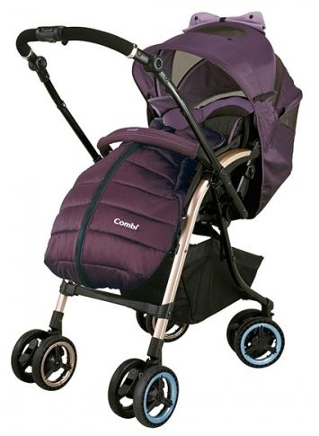 1-Combi Miracle Turn Elegant Stroller A-type baby stroller