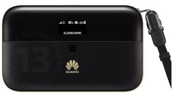 1-Huawei E5885 Mobile Portable Pocket WiFi