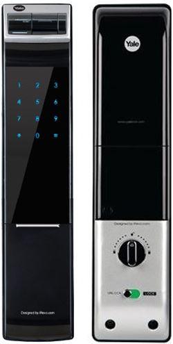 1-Yale YDM4109RL Digital Door Lock