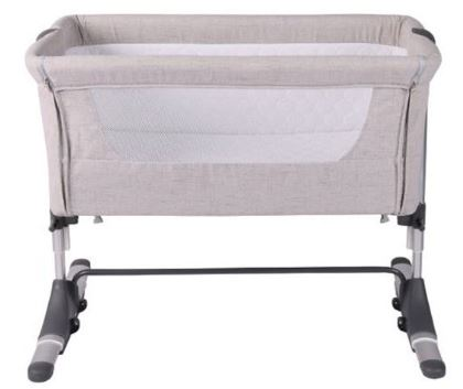 2-BP Oliver Ergonomic Baby Co-Sleeper Cot