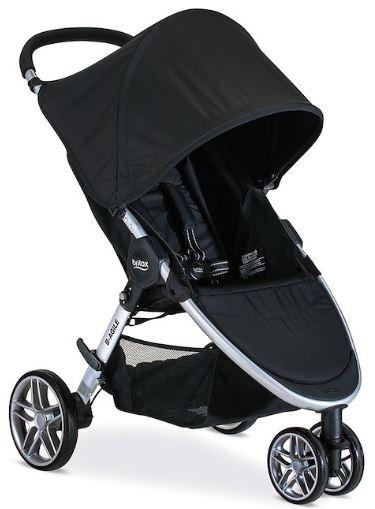 2-Britax B-Agile 3 Stroller