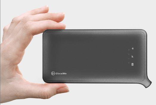 2-GlocalMe Pocket Wifi Router-Portable Hotspot