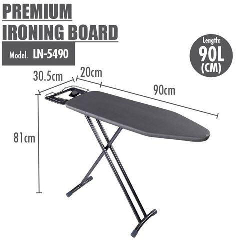 2-Premium Ironing Board