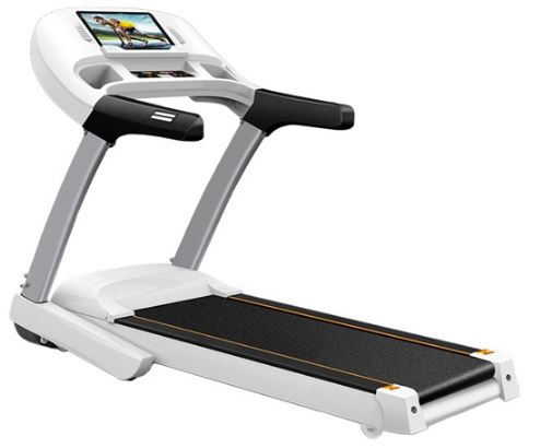 2-TakeaseatTM-788 Foldable Treadmill