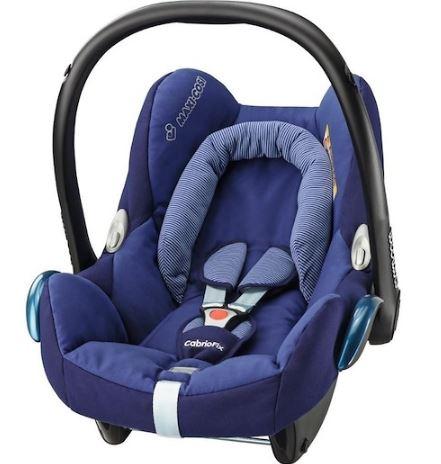 3-Maxi-Cosi CabrioFix Infant Carrier