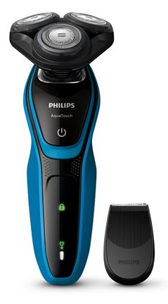 3-PHILIPS S5050-06 AquaTouch Wet and Dry Electric Shaver