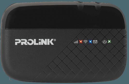 3-PROLiNK 4G LTE Portable Wifi