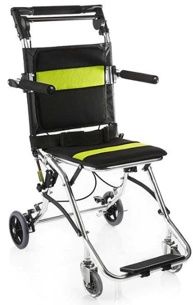 3-Yuwell 2000 Portable Wheelchair