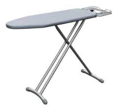4-GMI Mesh Ironing Board